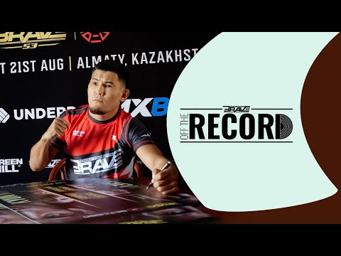 BRAVE CF 53 | OFF THE RECORD PART 1