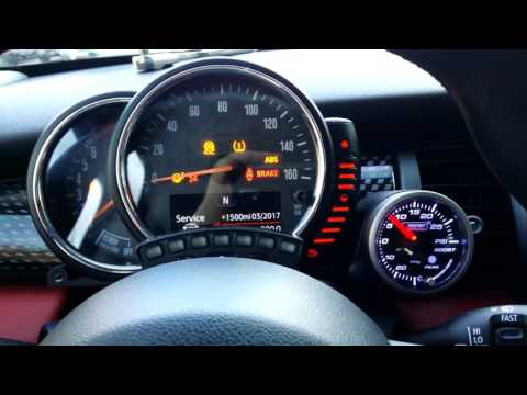 Ecliptech ShiftP2 on 2014 MINI Cooper S