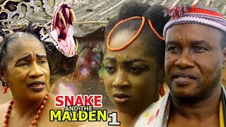 Snake And The Maiden Season 1 - 2018 Latest Nigerian Nollywood Movie Full HD | Epic Movies
