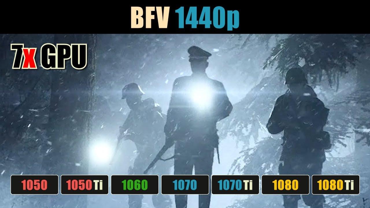 Bfv Low Fps 1080ti