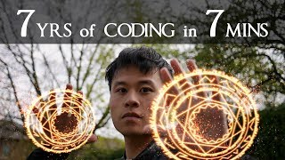 7 Years of Coding Startups in 7 Minutes
