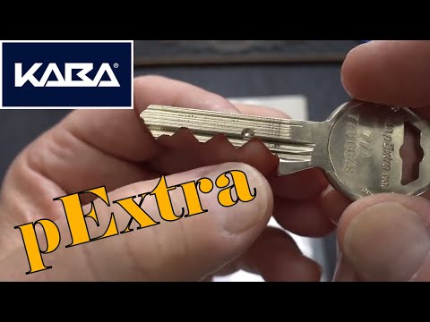 Взлом отмычками KABA   (1353) Kaba pExtra (GeGe) Picked & Gutted ()
