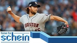 The Yankees win BIG with Gerrit Cole and the Dodgers should target Anthony Rendon   Time to Schein
