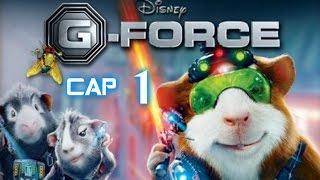 G-FORCE | PC | en español | capitulo 1