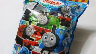 きかんしゃトーマス お菓子袋 おやつどぉ?Thomas & Friends Sweets bag thumbnail