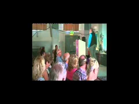Joseph-Mark Cohen speaking in Glastonbury about Crop Circles