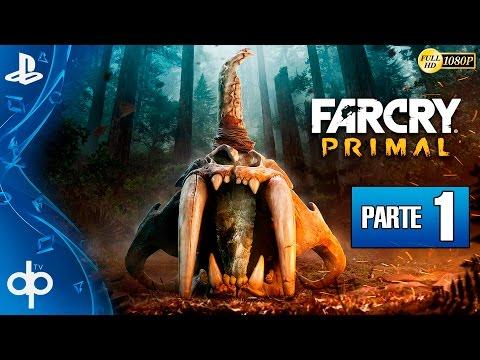 Far Cry Primal Parte 1 Español Gameplay PS4 | Prologo - Capitulo 1 Tierra de Oros 1080p