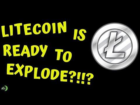 LITECOIN IS READY TO EXPLODE?!?! (OK, OK, MOVE HIGHER)