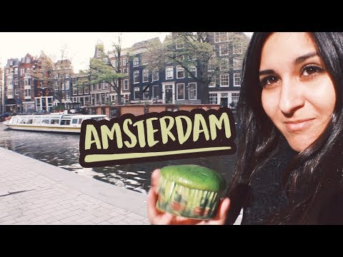 48 horas en Amsterdam, Holanda ¿Qué hacer?