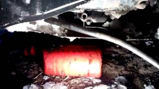 ВАЗ 2109 замена масла в коробке передач