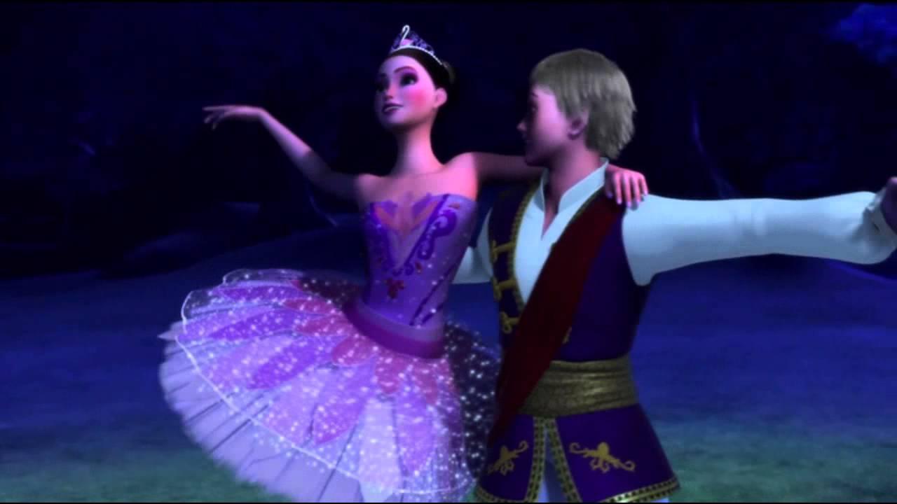 Barbie r ve de danseuse etoile pas de deux du cygne blanc hd youtube - Barbi danseuse etoile ...
