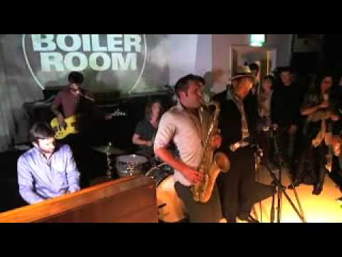 The Greg Foat Group Live @ The Boiler Room