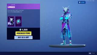 Fortnite Item Shop 7/22/2019 (SHADOW OPS GETS A NEW STYLE)