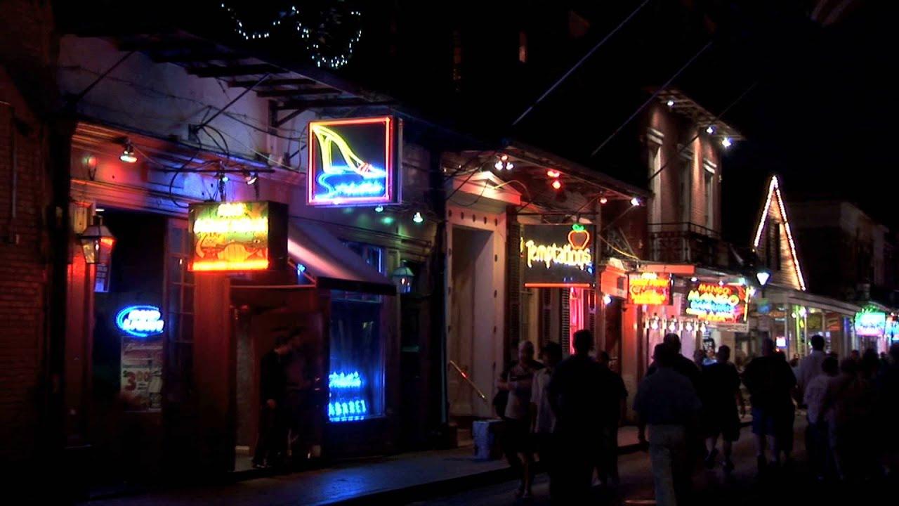 Strip clubs louisiana