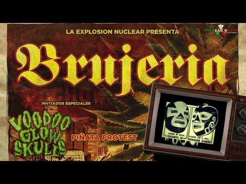 BRUJERIA - 2017 Tour Invite w/ Voodoo Glow Skulls, Piñata Protest (OFFICIAL TRAILER)