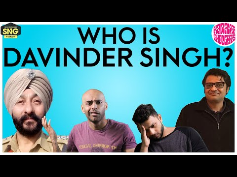 Who Is Davinder Singh? | SnG: KaranT Thoughts