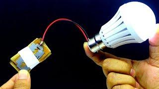 Free Energy Light For Lifetime Using Sulfuric Acid - Free Energy From Sulfuric Acid