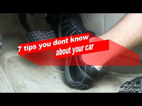 RENAULT KWID 7 little  tips improve your car milage CHAPTER - 10  ( hindi)