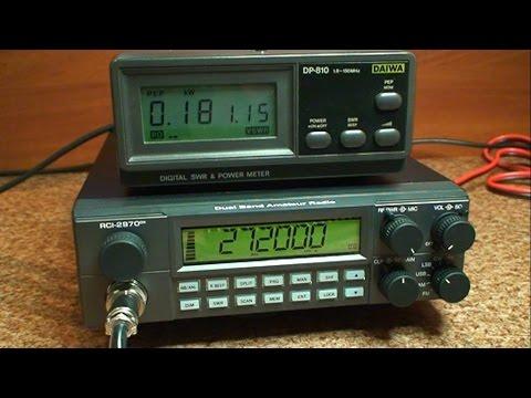 Ranger RCI 2970 dx - Zanim kupisz cb radio - Test # 37 & Tuning