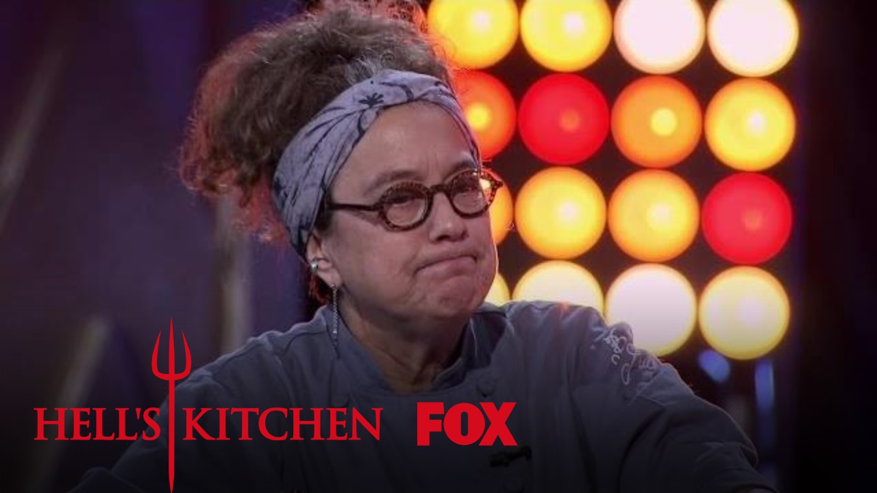Susan feniger judges round 3 season 16 ep 16 hell 39 s for Watch hell s kitchen season 16
