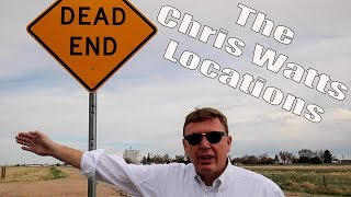 Visiting The Chris Watts Locations.