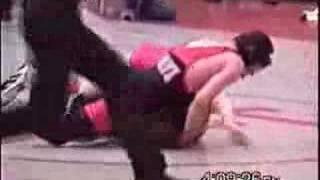 Drew Mullholand Mohawk Warrior Wrestling Highlight Video
