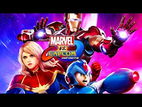 Marvel Vs Capcom Infinite - Demo do Modo História no Playstation 4
