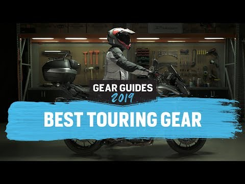 Best Motorcycle Touring Gear 2019