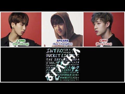 Stray Kids 3RACHA (스트레이 키즈 쓰리라차) - Matryoshka [Han Rom Eng Color Coded Lyrics]