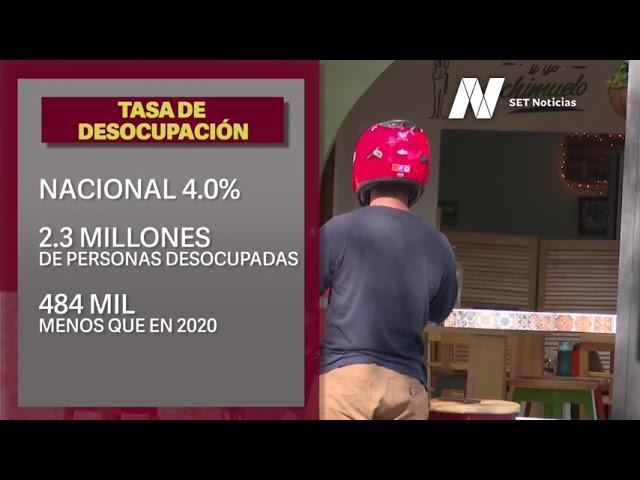 Disminuye en 3.4 por ciento la tasa de desocupación en #Puebla