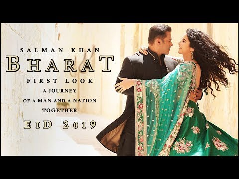 Bharat Salman Khan Katrina Kaif Official...