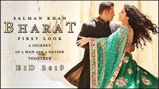 Bharat Salman Khan Katrina Kaif Official First Look | EID 2019 | HUNGAMA
