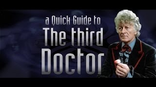 A Quick Guide to Classic Who Season 9