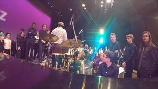 Herlin Riley Drums Jazz Master Class