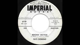 Watch Fats Domino Rockin Bicycle video