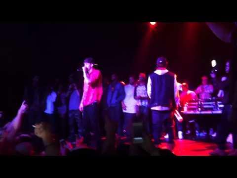 MGK - Ratchet & Hold On, Shut Up live in Detroit, MI 1/12/2013