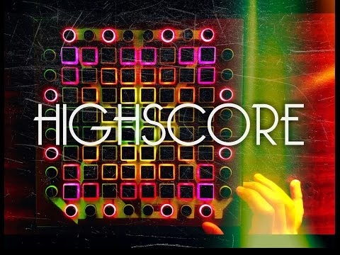 Panda Eyes & Teminite - High Score // Launchpad Pro Cover + Project File // Solux Collab