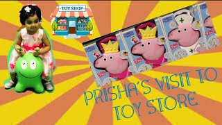 Kids Pretend Play Shopping at Toys Store!!!Fun Children Video