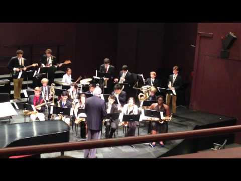 Crunchy Frog by Gordon Goodwin performed by Choate Rosemary Hall Jazz Ensemble