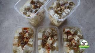 Домашнее сыроделие Сыр Фета Греческий в заливке Подробный рецепт