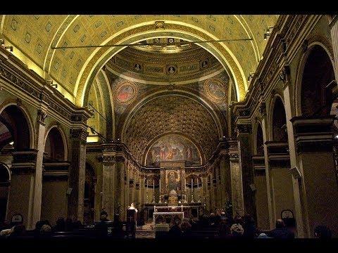 Places to see in ( Milan - Italy ) Chiesa di Santa Maria presso San Satiro