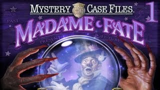 Mystery Case Files: Madame Fate Walkthrough part 1