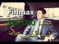Finmax إثبات سحب $20,000  ووصول السحب في ساعة واحدة ! من شركة