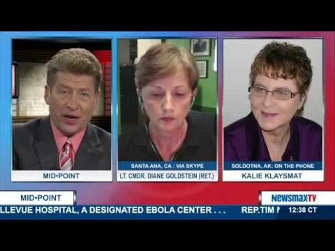 MidPoint |Lt. Cmdr. Diane Goldstein (Ret.) and Kalie Klaysmat | Part 1