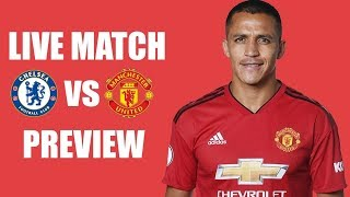 LETS BOUNCE BACK! Chelsea VS Manchester United FA Cup Preview