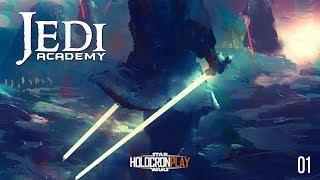 Jedi Knight: Jedi Academy - Odcinek 1 [HOLOCRON PLAY]