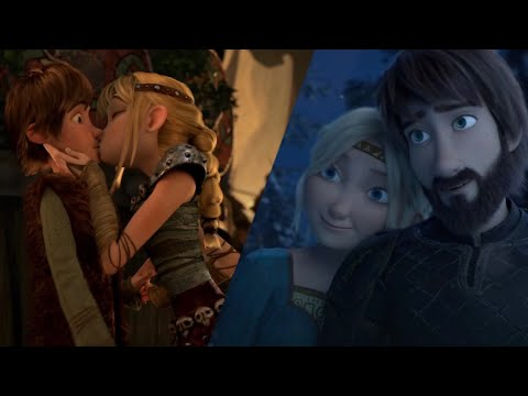 Hiccup And Astrid   Friends To Family   A Complete Hiccstrid Timeline