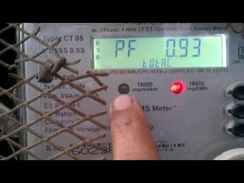 KWH & KVAH indicator in Energy meter 20150904