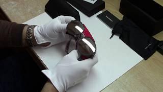 2-х минутный обзор: Dolce Gabbana 2210 солнцезащитные очки