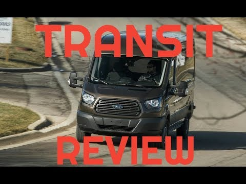 Ford Transit Review - Owners Share Likes & Dislikes.